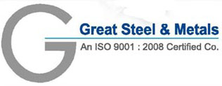great steel logo